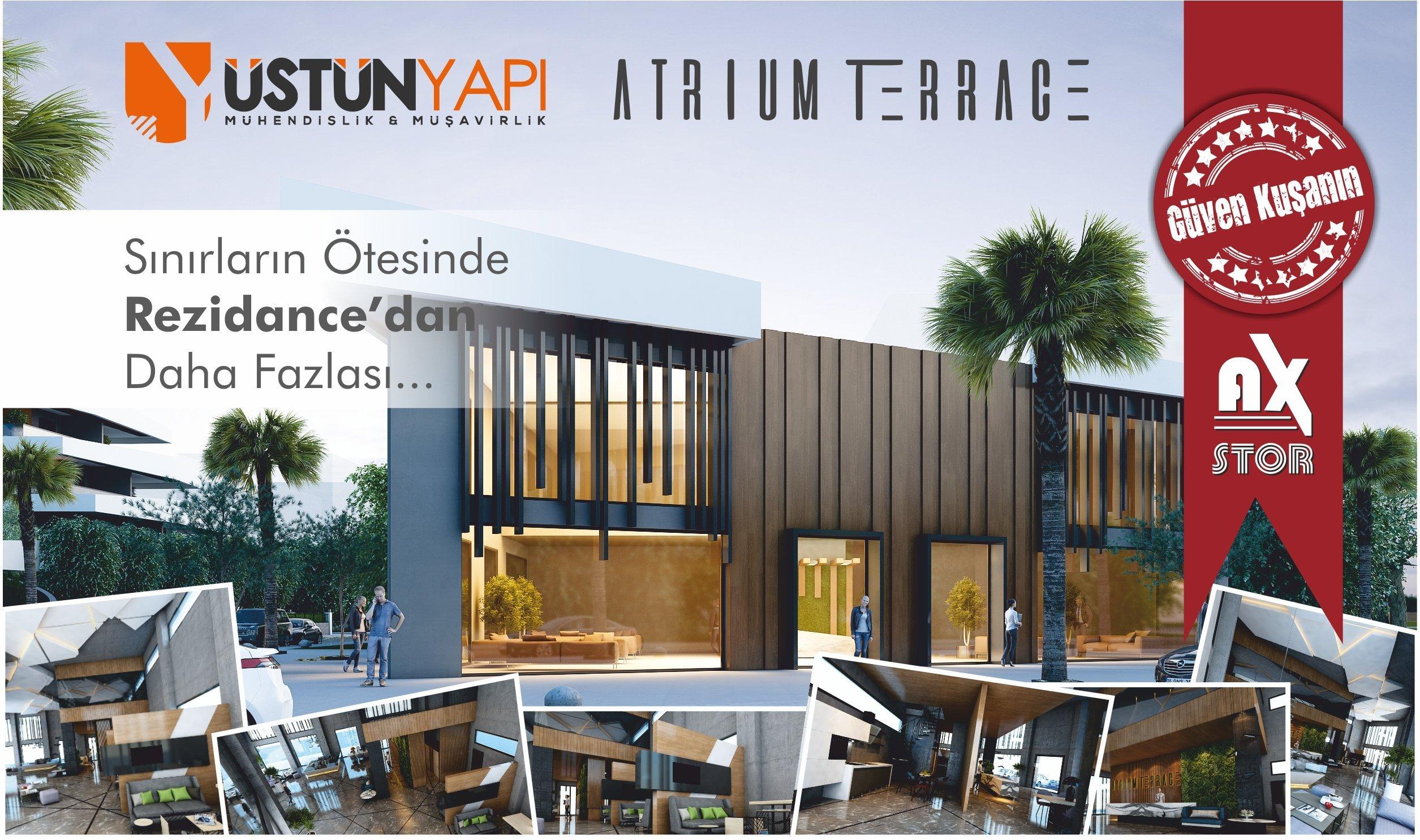 Üstün Yapı Atrium Terrace
